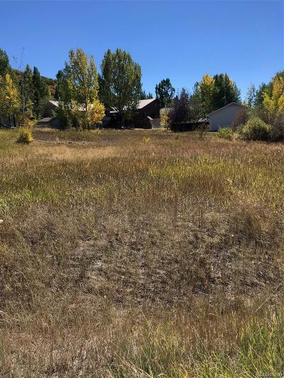 Residential Lots & Land Under Contract: 1772 Meadow Lane