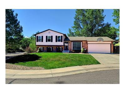 Littleton CO Single Family Home Active: $365,000