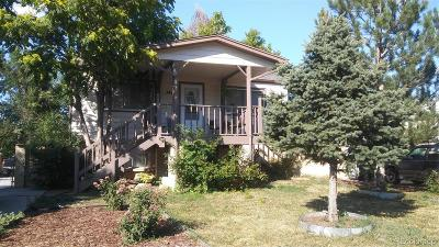 Denver Single Family Home Active: 3465 West Warren Avenue