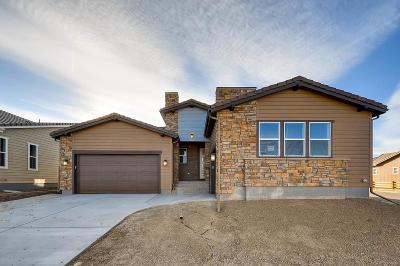 Parker Single Family Home Active: 11127 Sweet Cicely Lane
