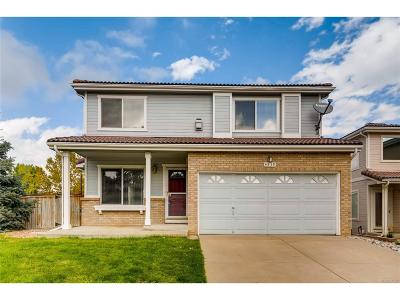 Highlands Ranch Single Family Home Under Contract: 4539 Lyndenwood Circle