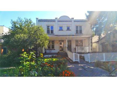 Denver Condo/Townhouse Active: 1852 Vine Street
