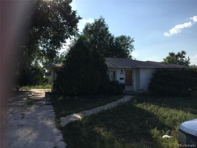 Westwood Single Family Home Under Contract: 845 South Quitman Street