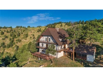 Golden Single Family Home Active: 9190 Brumm Trail