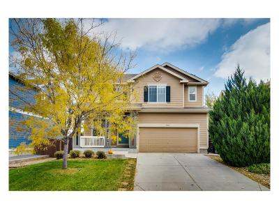 Longmont Single Family Home Under Contract: 4017 Frederick Circle
