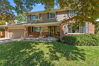 Arvada Single Family Home Active: 11123 West 78th Avenue