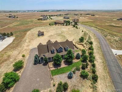 Platteville Single Family Home Active: 16494 Ledyard Road