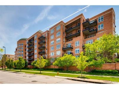 Denver CO Condo/Townhouse Active: $649,000