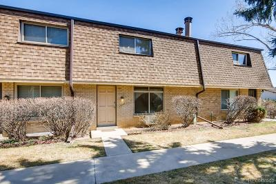 Golden Condo/Townhouse Under Contract: 13003 West 20th Avenue