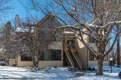 Boulder Condo/Townhouse Under Contract: 4827 White Rock Circle #D