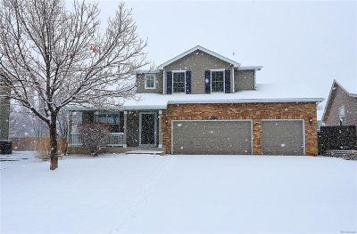 Thornton Single Family Home Under Contract: 13288 Columbine Court