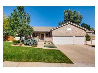 Highlands Ranch Single Family Home Under Contract: 9731 Clairton Place