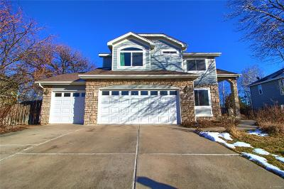 Lafayette Single Family Home Active: 1460 North Larkspur Court