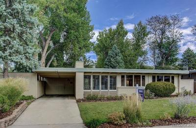 Englewood Single Family Home Active: 1411 East Dartmouth Avenue