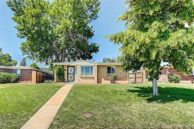 Denver Single Family Home Active: 7315 Richthofen Place