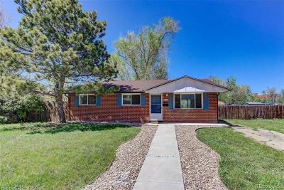 Boulder Single Family Home Active: 3125 Denton Avenue