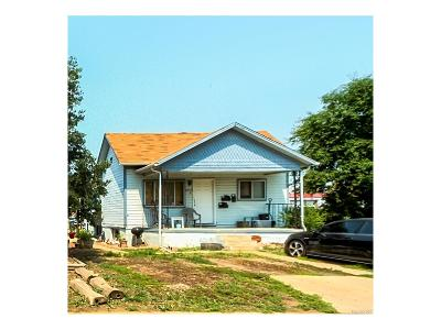 Englewood Single Family Home Active: 2917 South Fox Street