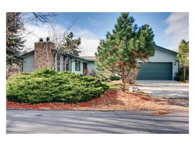 Littleton Single Family Home Under Contract: 8483 South Balsam Street