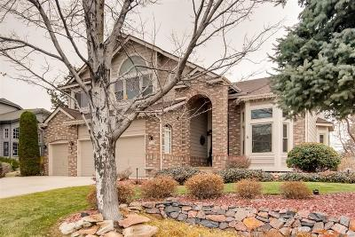Highlands Ranch Single Family Home Under Contract: 2845 Wyecliff Way