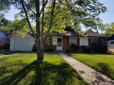 Denver Single Family Home Active: 675 South Jersey Street