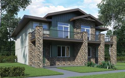 Denver CO Condo/Townhouse Under Contract: $689,000