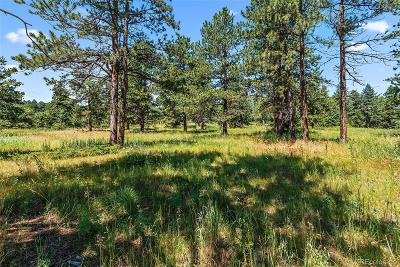Evergreen Residential Lots & Land Active: 8197 Centaur Drive