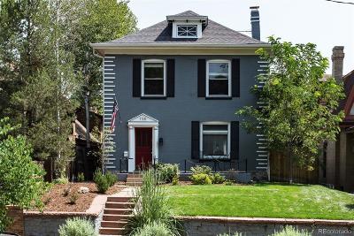 Denver Single Family Home Active: 736 North Corona Street