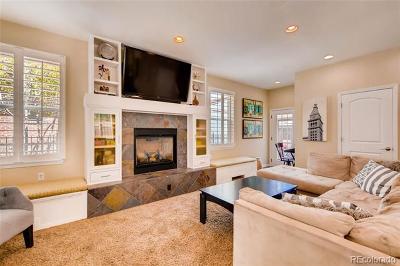 Denver Single Family Home Active: 1036 Steele Street
