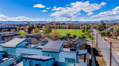 Denver Condo/Townhouse Active: 3232 West 20th Avenue #2