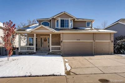 Johnstown Single Family Home Under Contract: 3530 Dilley Circle
