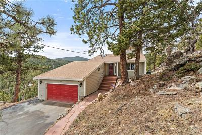 Evergreen Single Family Home Under Contract: 935 Meadow View Drive