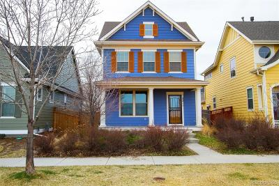 Denver Single Family Home Active: 3211 Florence Way