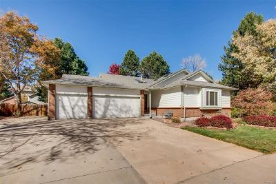 Arvada Single Family Home Active: 13735 West 67th Circle
