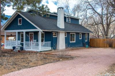 Old Colorado City Single Family Home Active: 608 North 24th Street