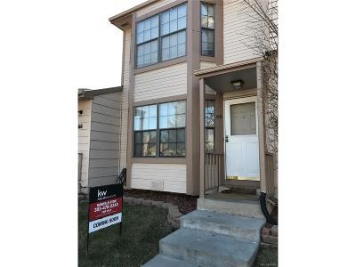 Denver Condo/Townhouse Under Contract: 8164 Washington Street #65