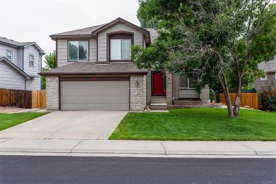 Parker Single Family Home Under Contract: 16130 Martingale Drive