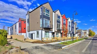 Denver Condo/Townhouse Active: 5652 West 11th Place