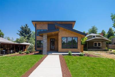 Denver Single Family Home Active: 1848 South Saint Paul Street
