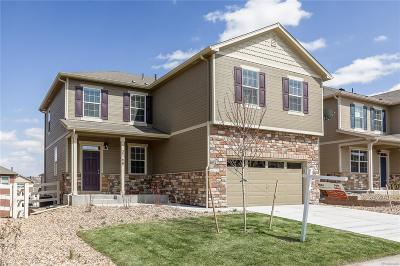 Castle Rock CO Single Family Home Active: $430,000
