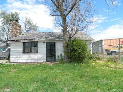 Denver Multi Family Home Active: 2811 West 64th Avenue