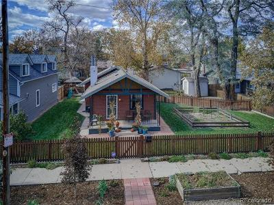 Denver Single Family Home Active: 4001 Newton Street