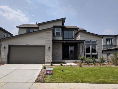 Littleton CO Single Family Home Under Contract: $695,000