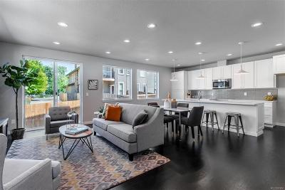 Denver Condo/Townhouse Active: 5222 Tennyson Street