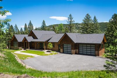 Evergreen Single Family Home Active: 6383 Little Cub Creek Road