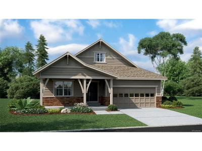 Arvada Single Family Home Active: 9345 Dunraven Loop