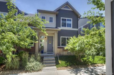 Denver Condo/Townhouse Active: 2229 Ulster Street