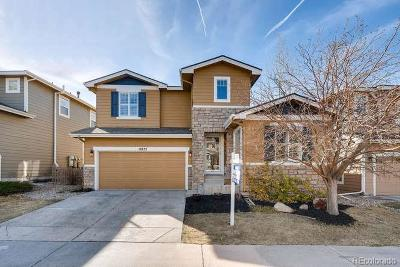Highlands Ranch Single Family Home Under Contract: 10832 Mountshire Circle