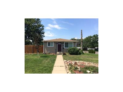 Arvada Single Family Home Active: 5235 Quay Street
