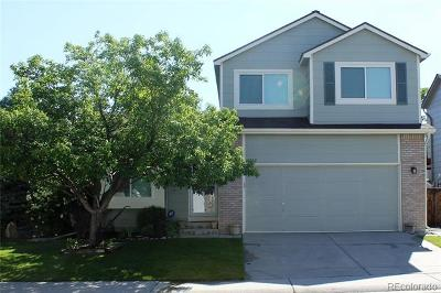 Highlands Ranch Single Family Home Active: 10502 Hyacinth Street