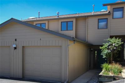 Estes Park Condo/Townhouse Under Contract: 514 Grand Estates Drive #C4
